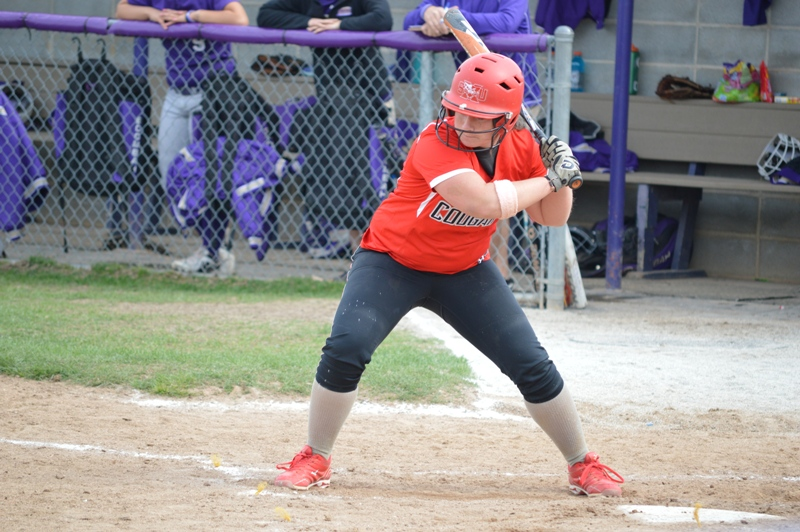 SXU Softball vs Olivet Nazarene (Ill.) 4/24/14 - Photo 16