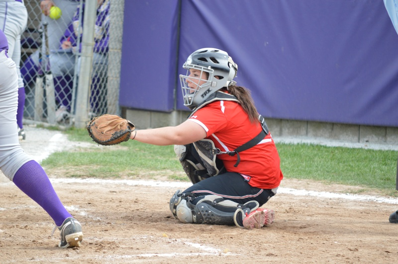 SXU Softball vs Olivet Nazarene (Ill.) 4/24/14 - Photo 18