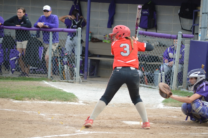 SXU Softball vs Olivet Nazarene (Ill.) 4/24/14 - Photo 21
