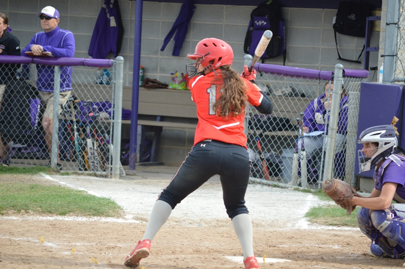 SXU Softball vs Olivet Nazarene (Ill.) 4/24/14 - Photo 23