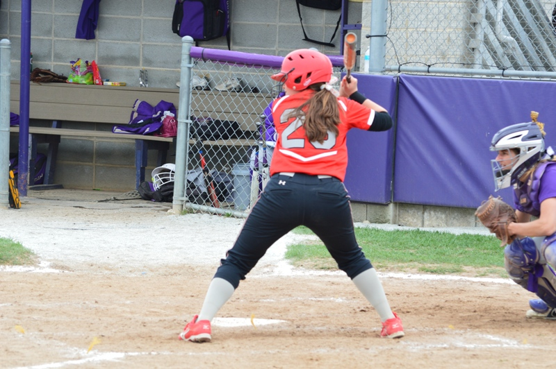 SXU Softball vs Olivet Nazarene (Ill.) 4/24/14 - Photo 26