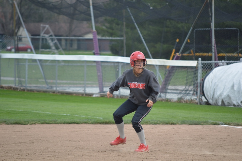 SXU Softball vs Olivet Nazarene (Ill.) 4/24/14 - Photo 27