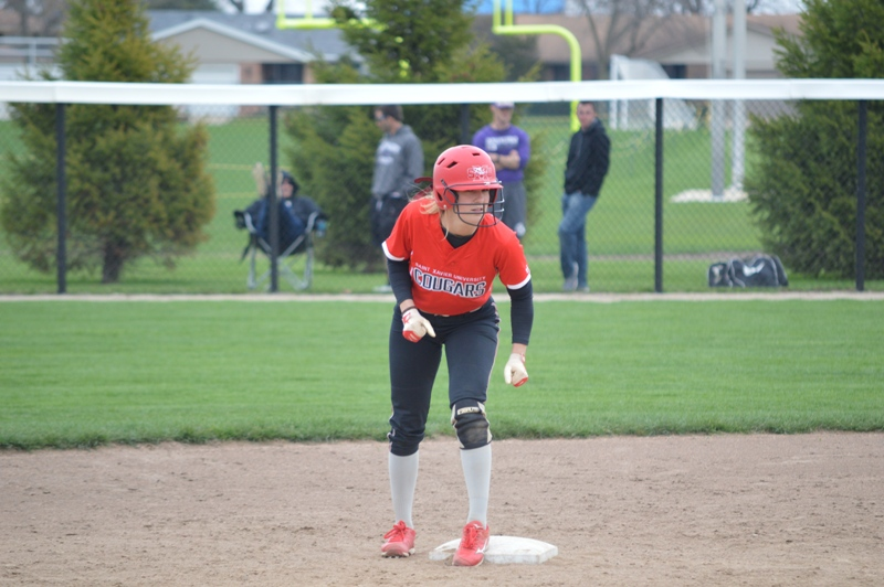 SXU Softball vs Olivet Nazarene (Ill.) 4/24/14 - Photo 29