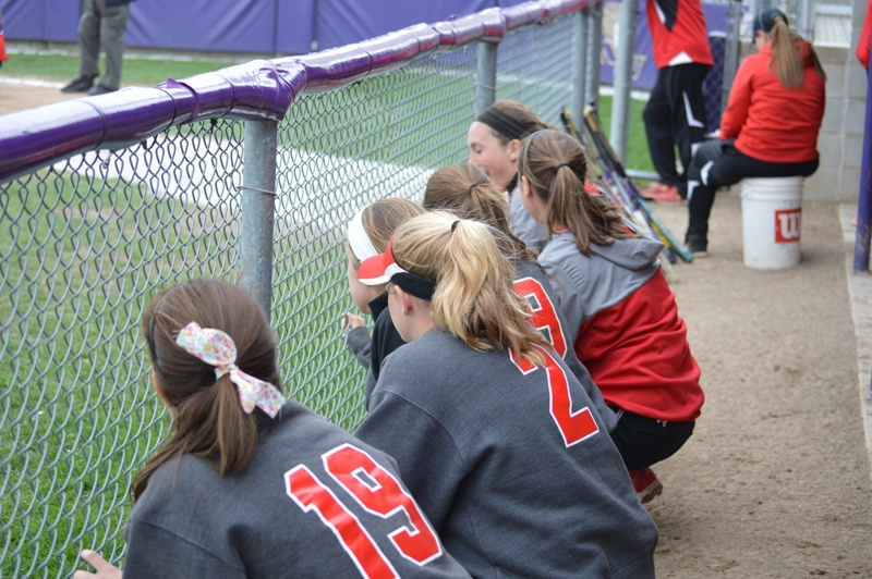 SXU Softball vs Olivet Nazarene (Ill.) 4/24/14 - Photo 30