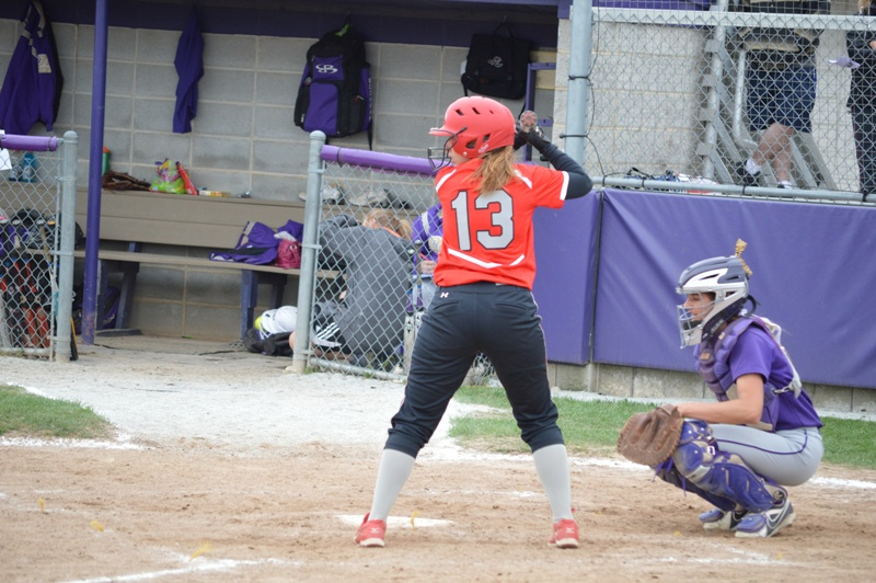 SXU Softball vs Olivet Nazarene (Ill.) 4/24/14 - Photo 32