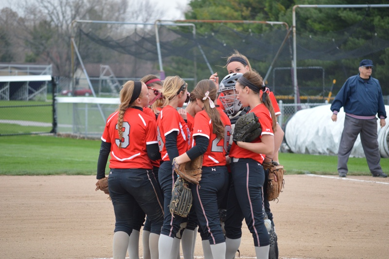 SXU Softball vs Olivet Nazarene (Ill.) 4/24/14 - Photo 33