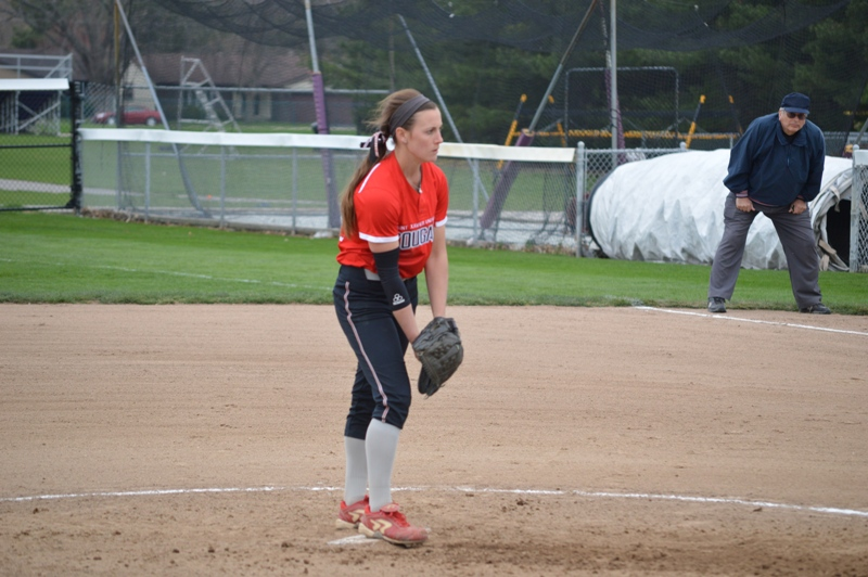 SXU Softball vs Olivet Nazarene (Ill.) 4/24/14 - Photo 34