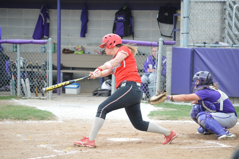 SXU Softball vs Olivet Nazarene (Ill.) 4/24/14 - Photo 40