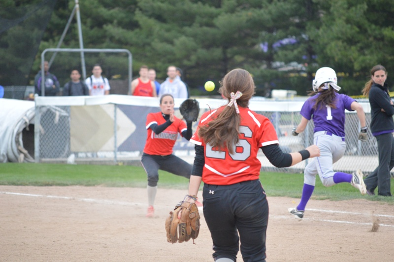SXU Softball vs Olivet Nazarene (Ill.) 4/24/14 - Photo 43