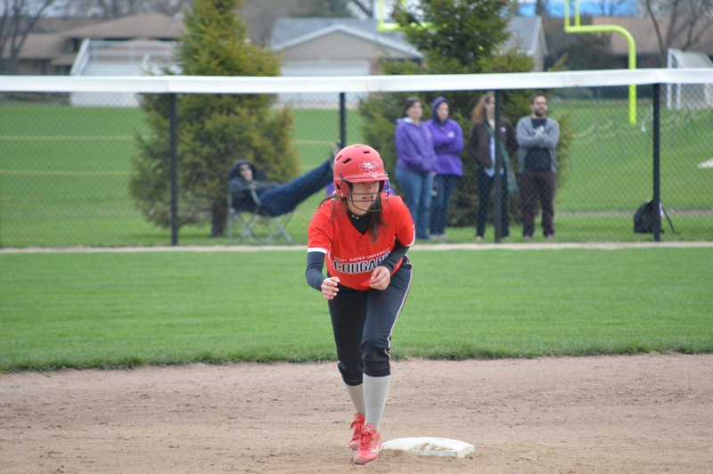 SXU Softball vs Olivet Nazarene (Ill.) 4/24/14 - Photo 44