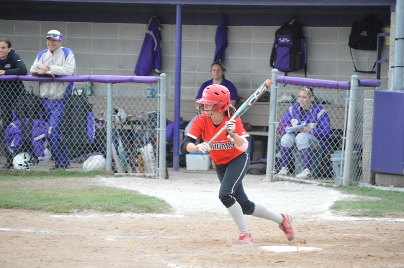 SXU Softball vs Olivet Nazarene (Ill.) 4/24/14 - Photo 45