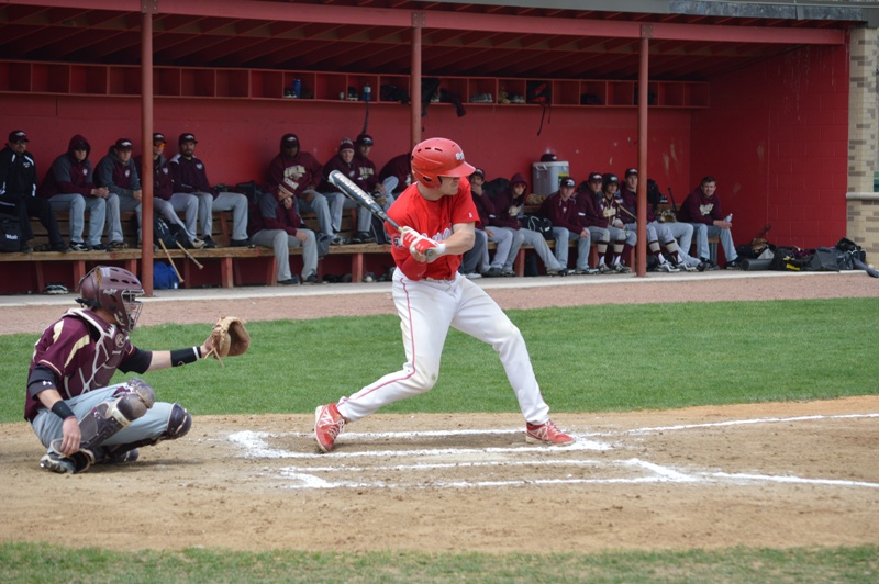 8th SXU Baseball 'Senior Day' vs Robert Morris (Ill.) 4/27/14 Photo