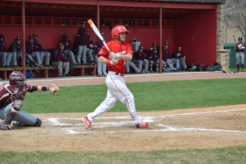 10th SXU Baseball 'Senior Day' vs Robert Morris (Ill.) 4/27/14 Photo