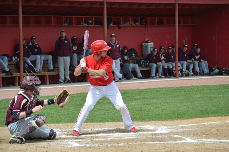 13th SXU Baseball 'Senior Day' vs Robert Morris (Ill.) 4/27/14 Photo