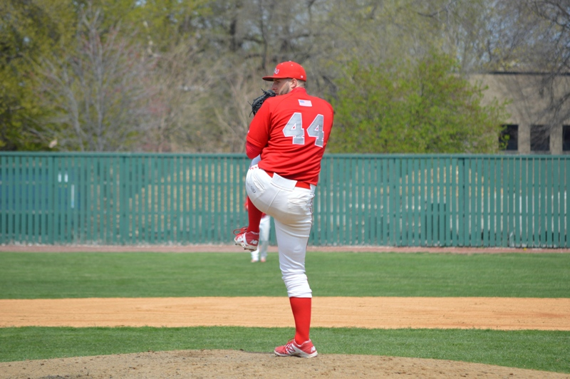 18th SXU Baseball 'Senior Day' vs Robert Morris (Ill.) 4/27/14 Photo