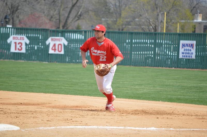 21st SXU Baseball 'Senior Day' vs Robert Morris (Ill.) 4/27/14 Photo