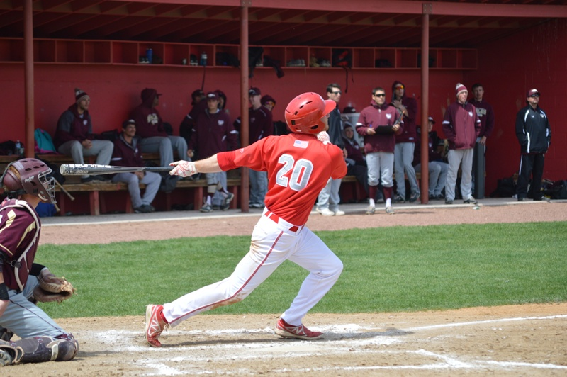 23rd SXU Baseball 'Senior Day' vs Robert Morris (Ill.) 4/27/14 Photo