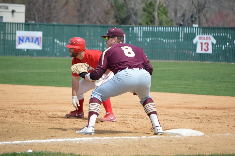 25th SXU Baseball 'Senior Day' vs Robert Morris (Ill.) 4/27/14 Photo