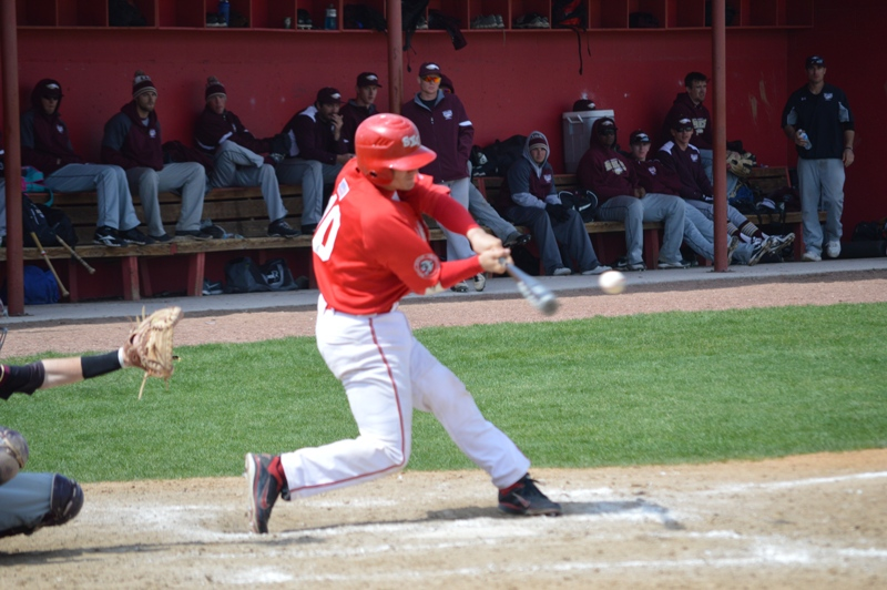 30th SXU Baseball 'Senior Day' vs Robert Morris (Ill.) 4/27/14 Photo