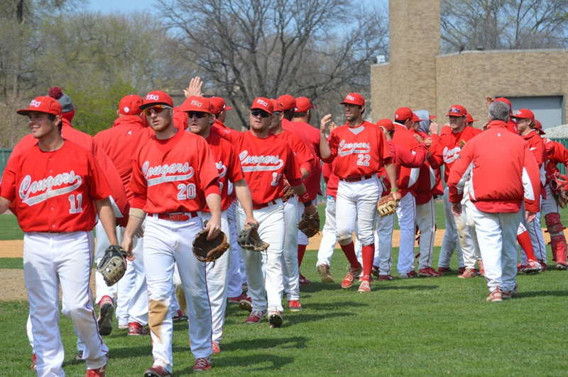 41st SXU Baseball 'Senior Day' vs Robert Morris (Ill.) 4/27/14 Photo