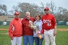 6th SXU Baseball 'Senior Day' vs Robert Morris (Ill.) 4/27/14 Photo