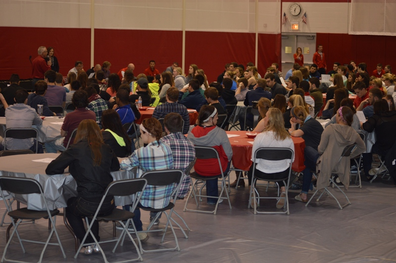 5th 2014 Saint Xavier Student-Athlete Awards Banquet Photo