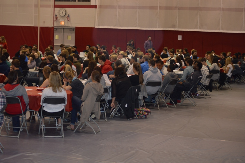 6th 2014 Saint Xavier Student-Athlete Awards Banquet Photo