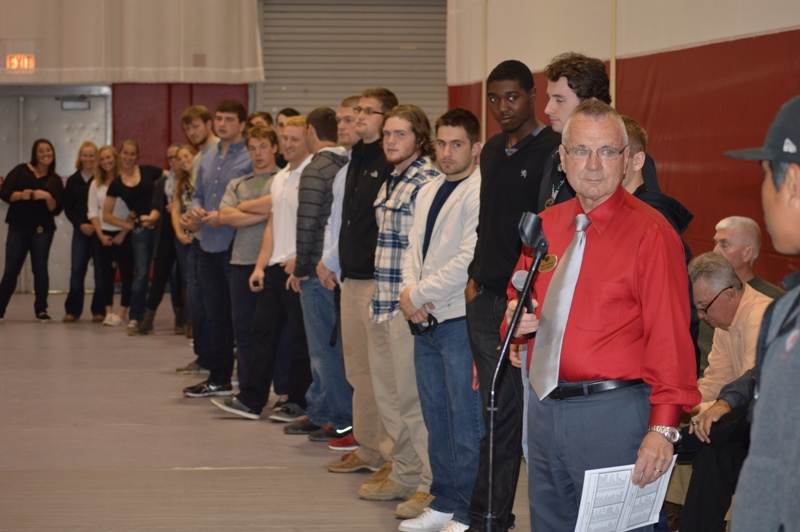 13th 2014 Saint Xavier Student-Athlete Awards Banquet Photo