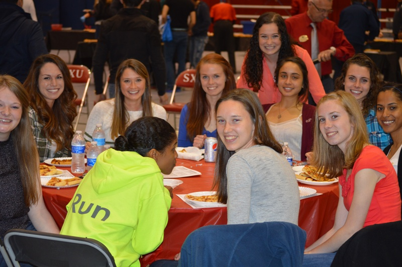 19th 2014 Saint Xavier Student-Athlete Awards Banquet Photo