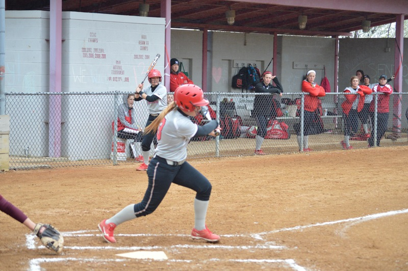 3rd SXU Softball vs Calumet College (Ind.) - CCAC Tournament 5/2/14 Photo