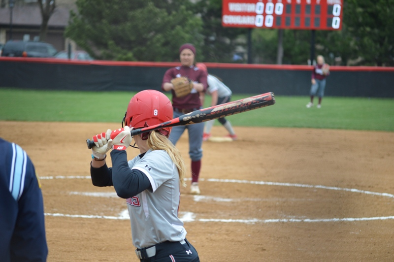 7th SXU Softball vs Calumet College (Ind.) - CCAC Tournament 5/2/14 Photo