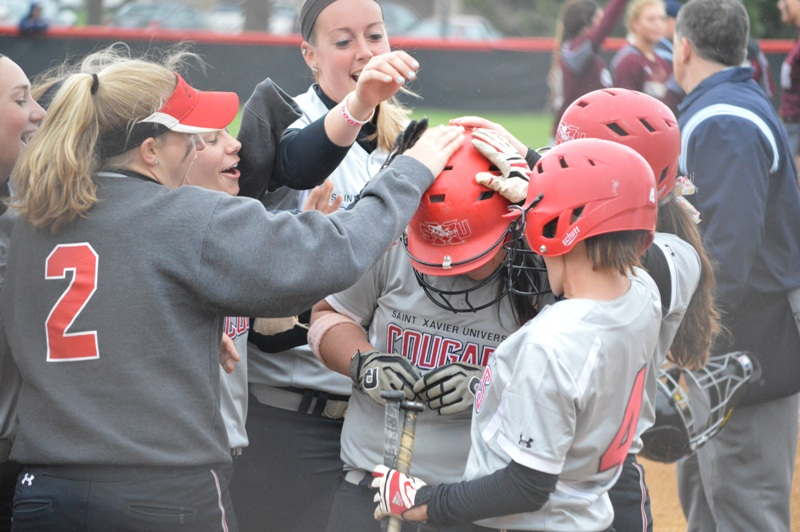 10th SXU Softball vs Calumet College (Ind.) - CCAC Tournament 5/2/14 Photo