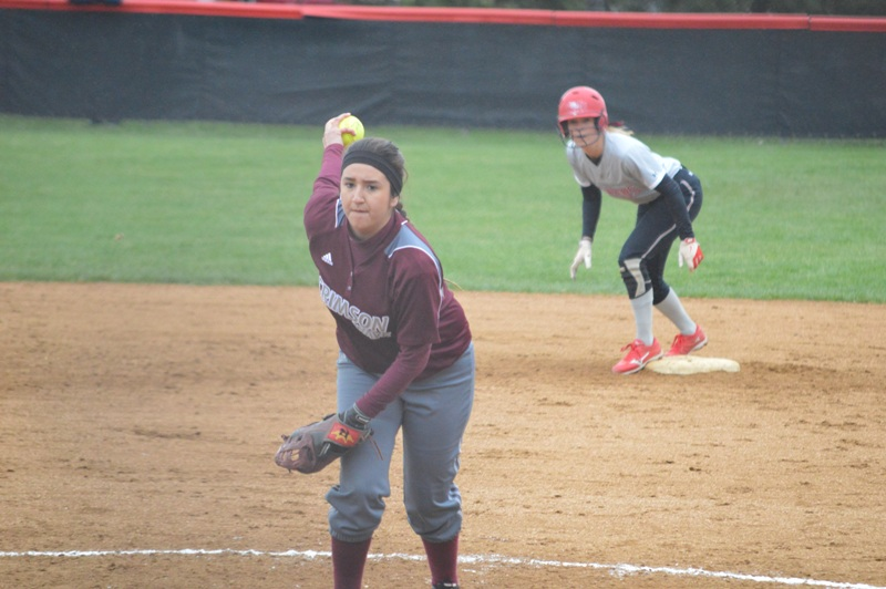 11th SXU Softball vs Calumet College (Ind.) - CCAC Tournament 5/2/14 Photo