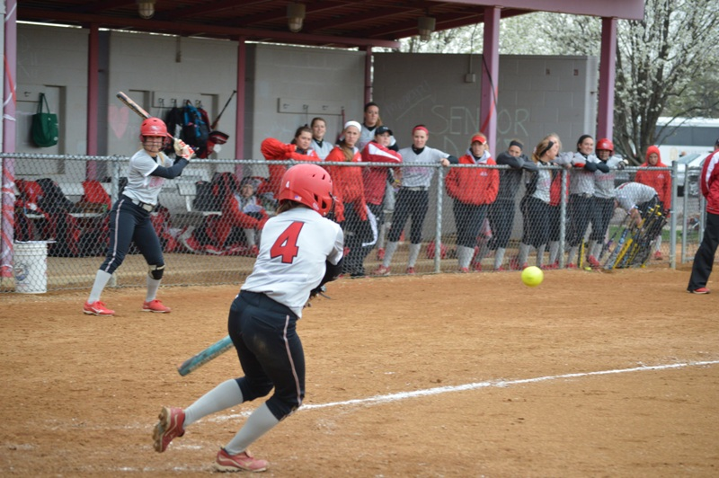 12th SXU Softball vs Calumet College (Ind.) - CCAC Tournament 5/2/14 Photo
