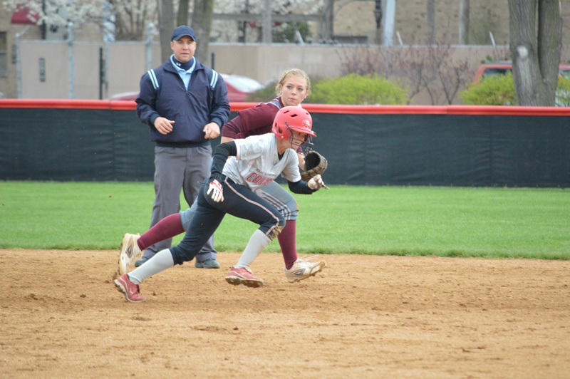 13th SXU Softball vs Calumet College (Ind.) - CCAC Tournament 5/2/14 Photo