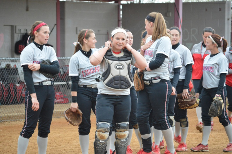 15th SXU Softball vs Calumet College (Ind.) - CCAC Tournament 5/2/14 Photo