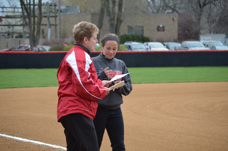 17th SXU Softball vs Calumet College (Ind.) - CCAC Tournament 5/2/14 Photo