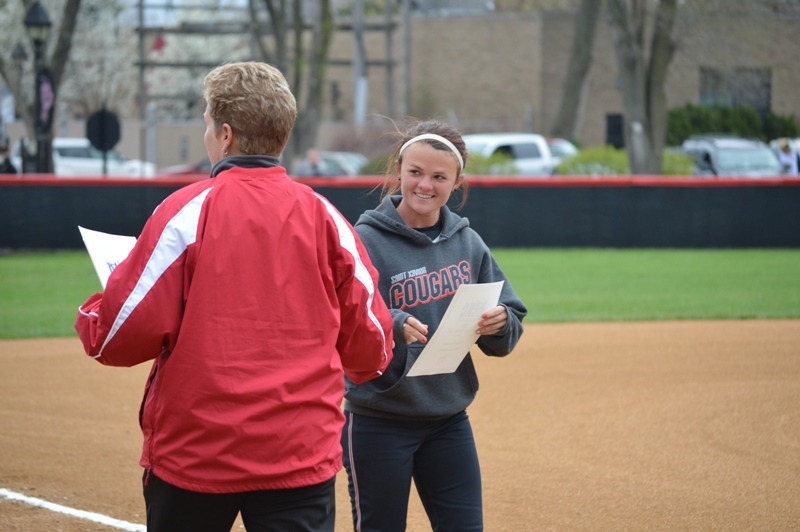 18th SXU Softball vs Calumet College (Ind.) - CCAC Tournament 5/2/14 Photo