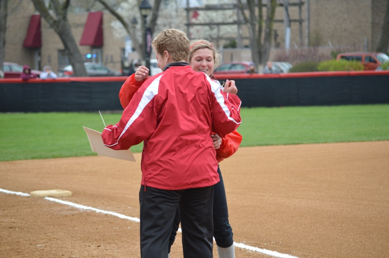 20th SXU Softball vs Calumet College (Ind.) - CCAC Tournament 5/2/14 Photo