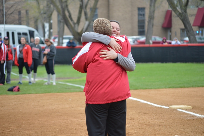 21st SXU Softball vs Calumet College (Ind.) - CCAC Tournament 5/2/14 Photo