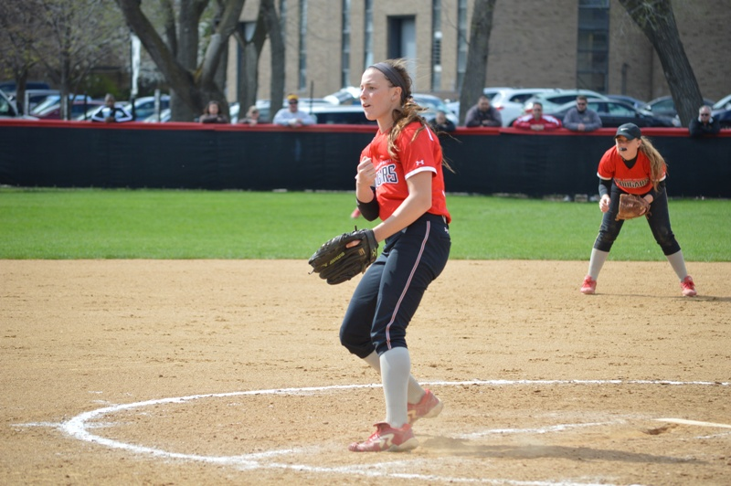 SXU Softball CCAC Softball Tournament 5/3/14 - Photo 6
