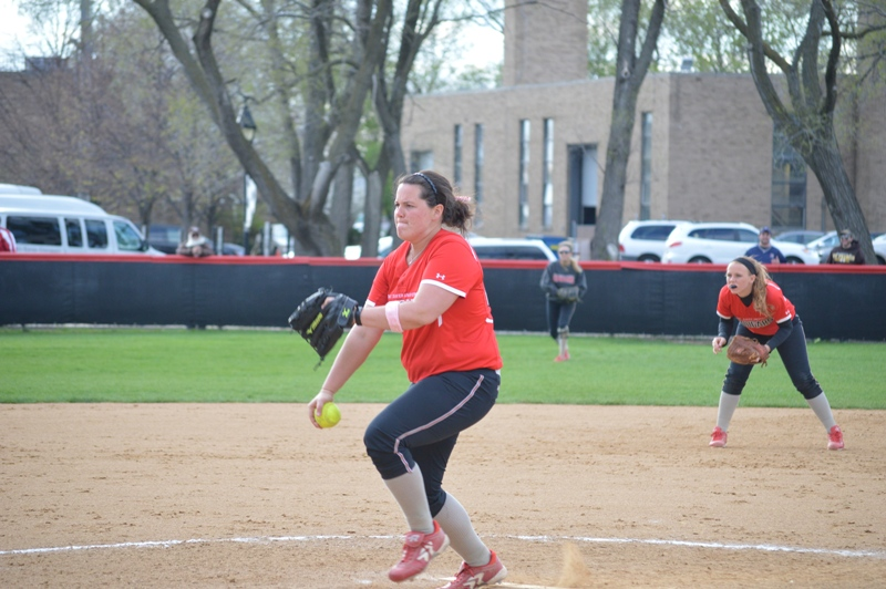 SXU Softball CCAC Softball Tournament 5/3/14 - Photo 27
