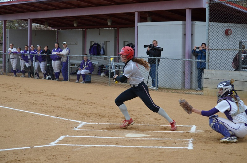 1st SXU Softball CCAC Softball Tournament 5/4/14 Photo