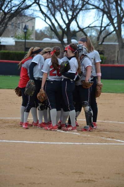 2nd SXU Softball CCAC Softball Tournament 5/4/14 Photo