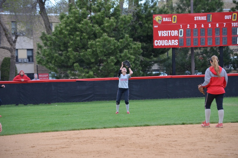 6th SXU Softball CCAC Softball Tournament 5/4/14 Photo