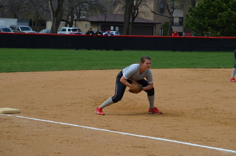 13th SXU Softball CCAC Softball Tournament 5/4/14 Photo