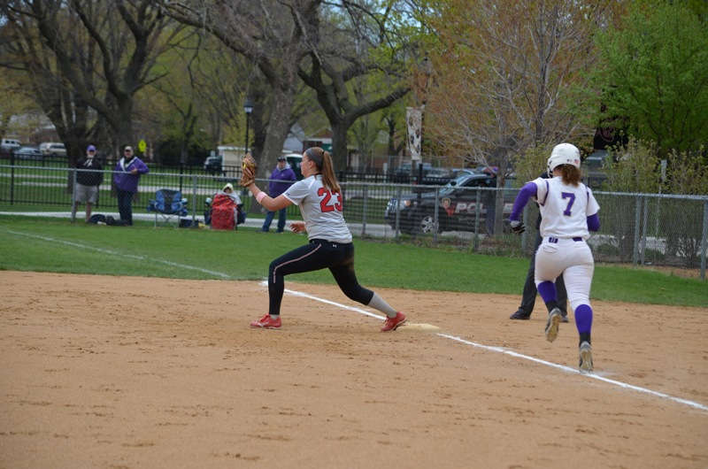 14th SXU Softball CCAC Softball Tournament 5/4/14 Photo