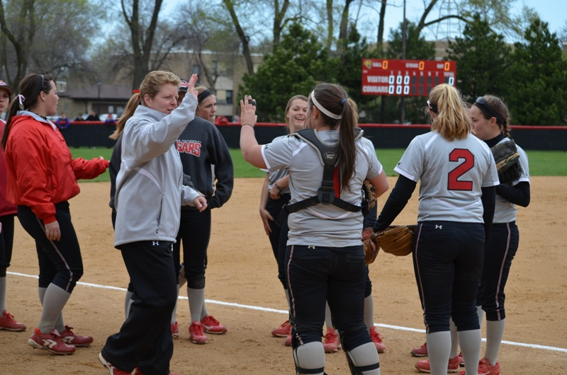 15th SXU Softball CCAC Softball Tournament 5/4/14 Photo