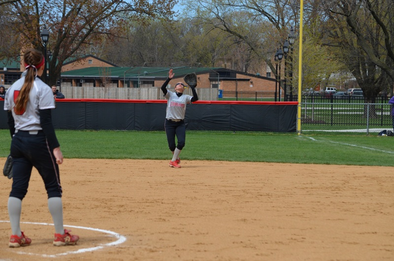 19th SXU Softball CCAC Softball Tournament 5/4/14 Photo