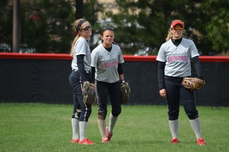 25th SXU Softball CCAC Softball Tournament 5/4/14 Photo